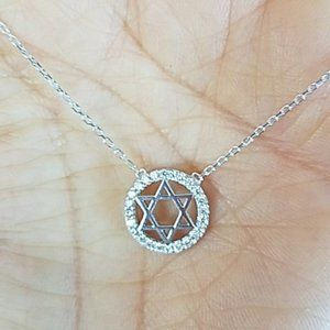 Jewelry - Jewish Star of David Necklace 16 to 18 inches